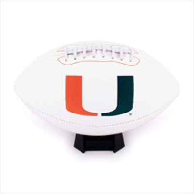 K2 NCAA Signature Series College-Size Football