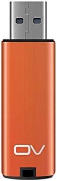 Orange Nobrand Shixindianzi 32GB U-Color Alloy USB 2.0 Twinkling Disk Color : Blue
