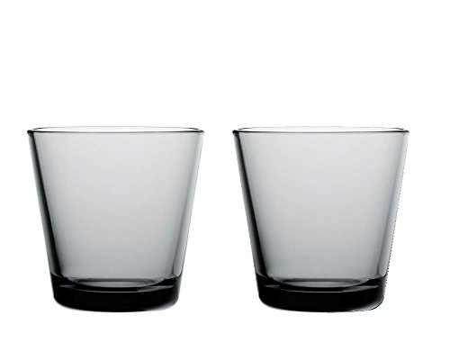 Iitala Kartio Tumblers (7 Oz), Set Of 2, Gray for sale  Delivered anywhere in USA