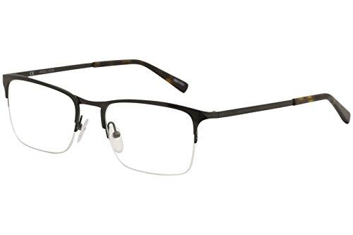 Police Eyeglasses Invisible 1 VPL138 VPL/138 0568 Gunmetal Optical Frame - Brand Glasses Frames Police
