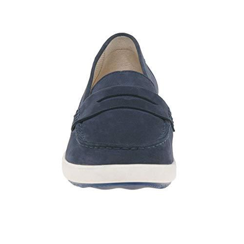 pantofola Navy Moda alla Gabor scarpe on Casuale slip Donna 22 464 qwxU0vBt