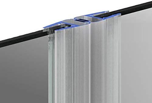 50 cm M12 ---Para ducha magnética junta para 5 mm/6 mm/8 mm grosor ...