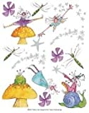 Fairies 2-Sheet IdeaStix Accents Peel and Stick Décor