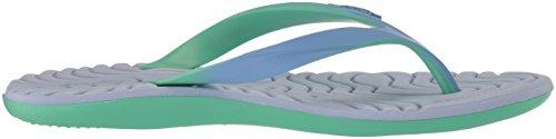 Cavaliere Femminile Smoothie Iv Flip-flop Verde / Blu