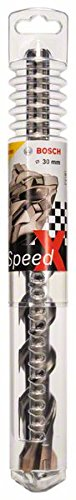 BOSCH(ボッシュ) SDS-maxビットSpeedX 19.0mmφx520mm MAX190520SX B0035PXZ3Q 19.0mm|全長520~540mm  19.0mm
