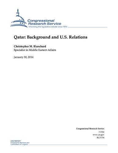 Qatar: Background and U.S. Relations