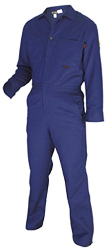 40 Flame Resistant Coverall - 9