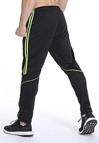 Pantalone Fittoo Palestra Jogging Casual Pantaloni Nero Sport Tuta 2 Uomo 0qR7AZ