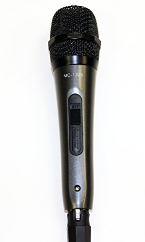 Mediasonic Professional Unidirectional Dynamic Microphone with 10ft Cord and on/off switch
