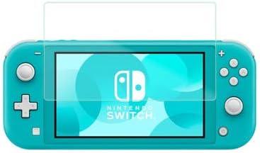 Protector de pantalla de vidrio templado para Nintendo Switch Lite ...
