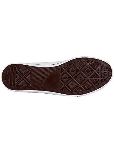 oodji Ultra Mujer Zapatillas de Tela con Puntas de Goma Blanco (1000N)
