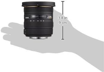 Sigma 10-20 mm F3,5 EX DC HSM-Objektiv 82 mm Filtergewinde, f/ür Canon Objektivbajonett