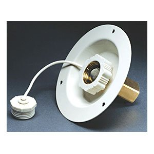 Aqua Pro Water Fill Recessed C/wht Cd/1 27882
