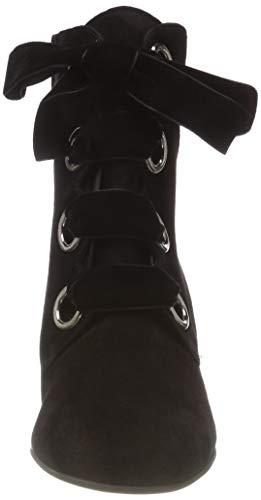 schwarz 0100 Högl Women 41 Francoise Boots Black Eu xqXwXISr