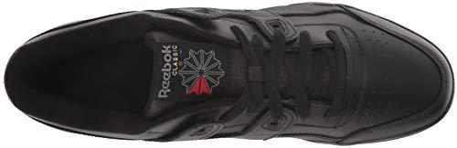 Black Charcoal Uomo Nero Reebok Sneaker qz0B7