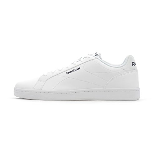 Reebok Herren Royal Complete CLN Fitnessschuhe, Weiß Weiß (White / Collegiate  Navy)