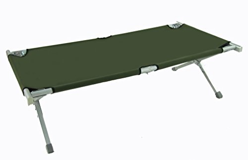 Pacific Import Little Bear Military Cot