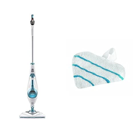 Panni in microfibra FSMP30 per Black Decker Steam Mop FSM1630