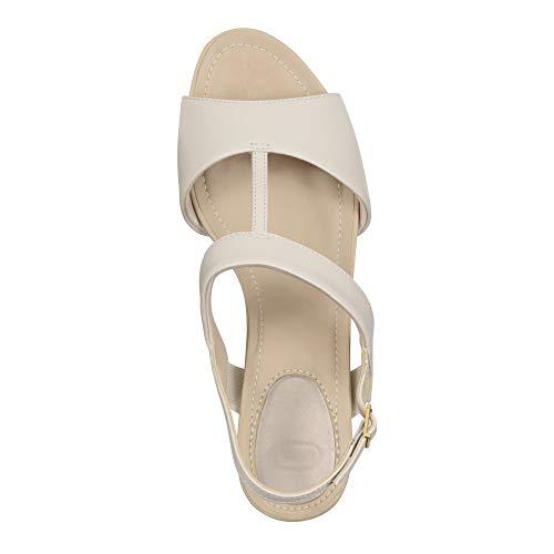 Scholl Sandalo 40 Misura Aretha Bianco qxRwnTqUg