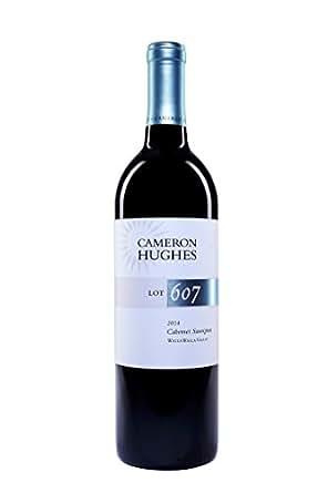 Cameron Hughes 2014 Lot 607 Walla Walla Valley Cabernet Sauvignon 750ml Red Wine