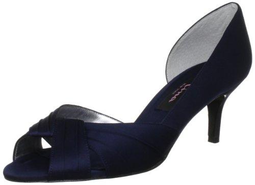 navy blue dress shoes - 9