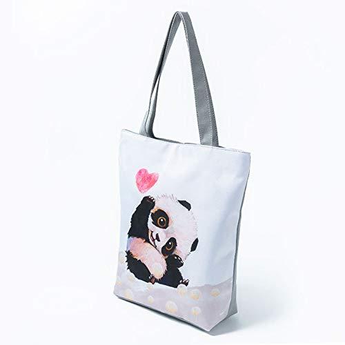 D Panda Style Sac Cosanter Bandoulière À Mignon Pour Femme Imprimé q0SzwP