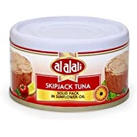 Al Alali Skipjack Tuna In Sunflower Oil, 85 g