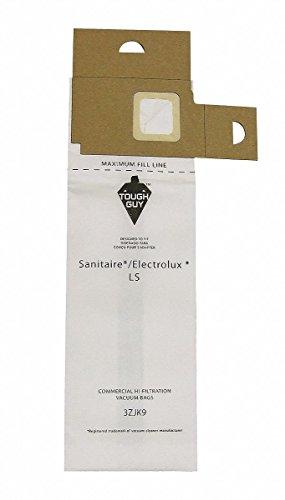 Filter Bag, 2-Ply, Paper, PK5