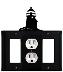 Egog-10 Lighthouse Gfi Outlet Gfi Electric Cover