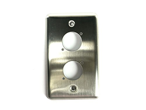 Elite Core Single-Gang Duplex Wall Plate with 2 Series
