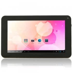 """7"""" Capacitive Screen ATM7023 Dual-Core Android 4.1 4GB Tablet PC HDMI Black & Orange"""