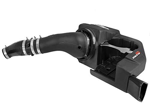 aFe Power Momentum HD 51-73002 Ford Diesel Truck 99-03 V8-7.3L (td) Performance Intake System (Dry, 3-Layer Filter)