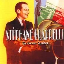 The Pre-War Sessions by Stephane Grappelli (1980-01-01)