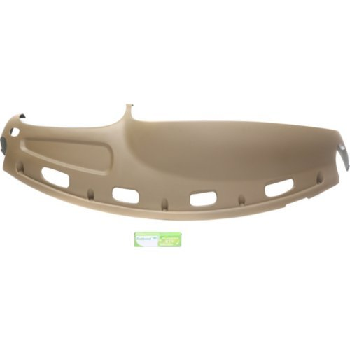 Evan-Fischer EVA6522141835 Dash Cover for Dodge Full Size P/U 98-02 Saddle Tan/Hair Cell - 2001 Dash Dodge Ram