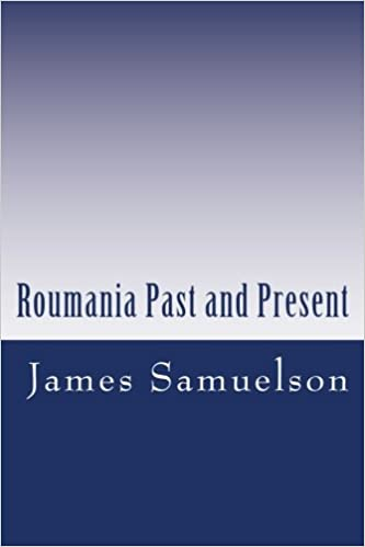 Book Roumania Past and Present