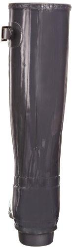Original Agua de Graphite Hunter para Gloss Botas Mujer Tall Gris 7awXgnqd
