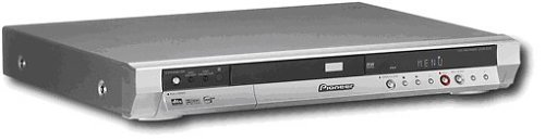 Pioneer Cd Recorder (Pioneer DVR-225-S Pure Cinema Home DVD Recorder)