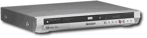 Recorder Pioneer Cd (Pioneer DVR-225-S Pure Cinema Home DVD Recorder)
