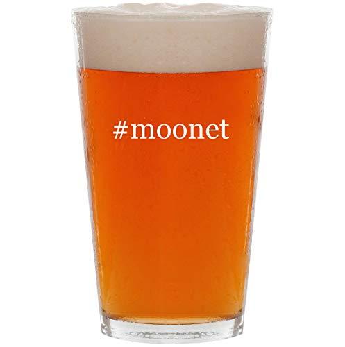 #moonet - 16oz Hashtag All Purpose Pint Beer Glass