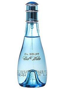 Edt Watch - Cool Water for Women Gift Set - 3.4 oz EDT Spray + Watch