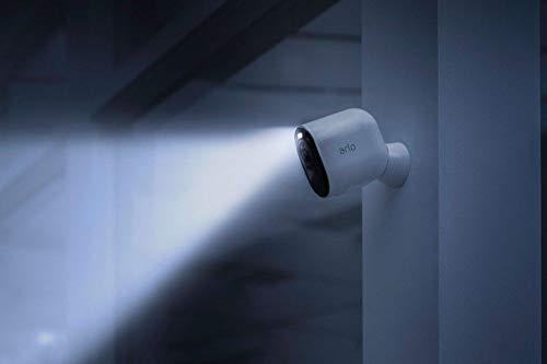 Netgear Arlo Ultra 4K Wire-Free HDR Security Cameras Surveillance / 4-Camera