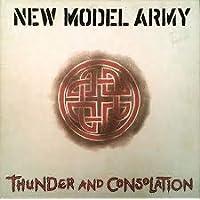 THUNDER AND CONSOLATION, 1989 (NACIONAL) [LP]