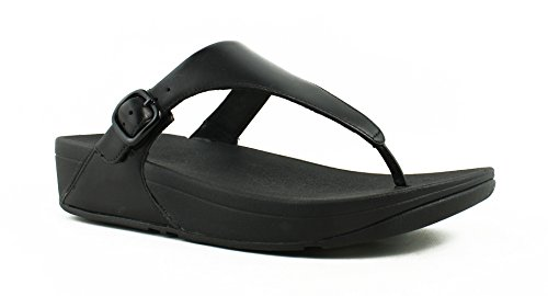 d5088de74b6be Galleon - FitFlop Women s The Skinny Leather Toe-Thong Sandal
