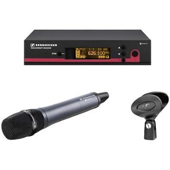 Sennheiser EW 165 G3-A-Us condenser handheld EW system