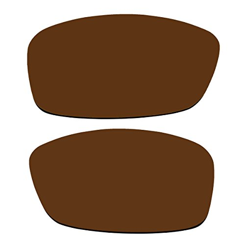 Replacement Polarized Lenses for Oakley Hijinx Sunglasses (Bronze - Hijinx Oakley Lens Replacement