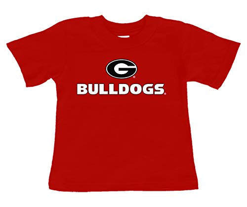 Future Tailgater Georgia Bulldogs Baby/Toddler T-Shirt