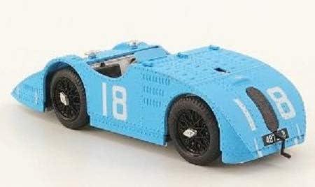 1/43 Bugatti Typee 32 tank No.18 1923 ブガッティ フランスGP