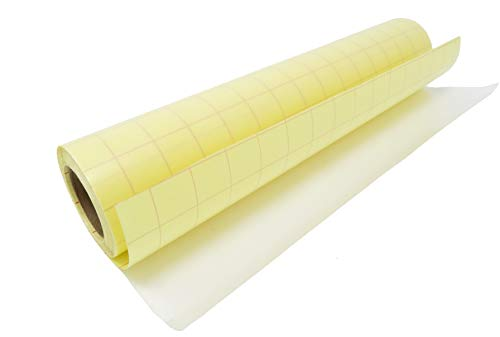 Styletech - Transfer Tape, 12 by 30 FEET | Clear Vinyl Transfer Tape Roll