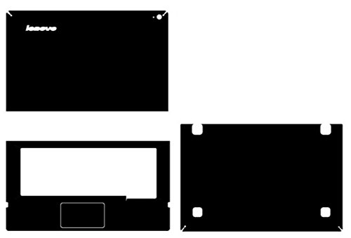 Waterproof Special Laptop Black Carbon Fiber Vinyl Skin Sticker Cover Guard for Lenovo miix2 11 miix 2 11 11.6-inch 2 in 1