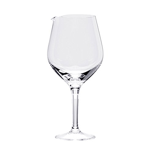CKB Ltd Jumbo Wine Glass Decanter XL 1.8 L Extra Large Novelty Drinks Decanter Carafe in The Shape of A Large Glass of Wine - Holds 2 Bottles of Wine - Also Can Be Used for Cocktails, Sangria, Punch